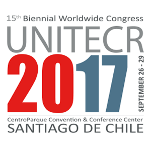 UNITECR 2017 - 15TH BIENNAL WORLDWIDE CONGRESS IN CHILE